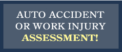 FREE Whiplash & Accident Recovery Assessment (a $150 Value)